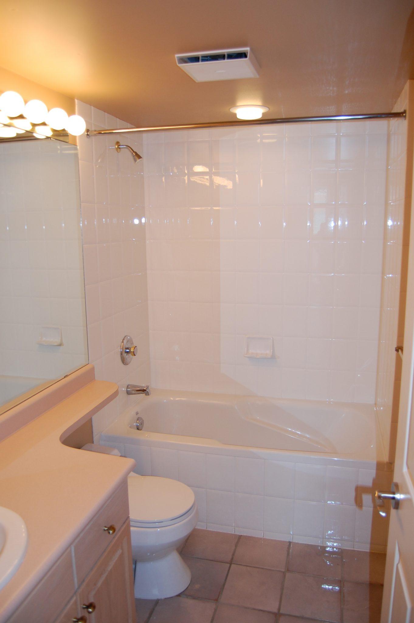 bathroom before... | Creative Touch Kelowna Interior Design