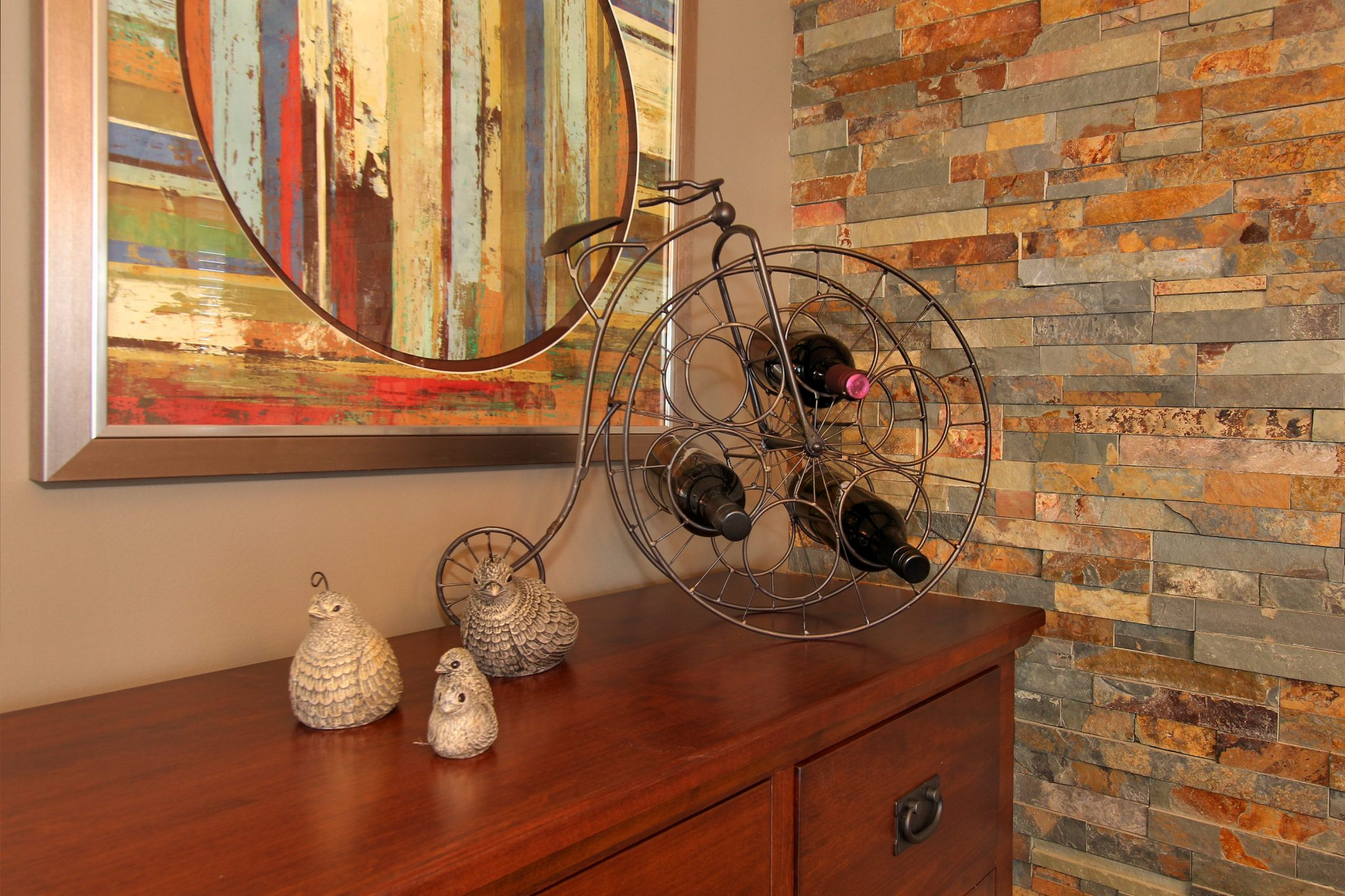 Dining room after | Creative Touch Kelowna Interior Design