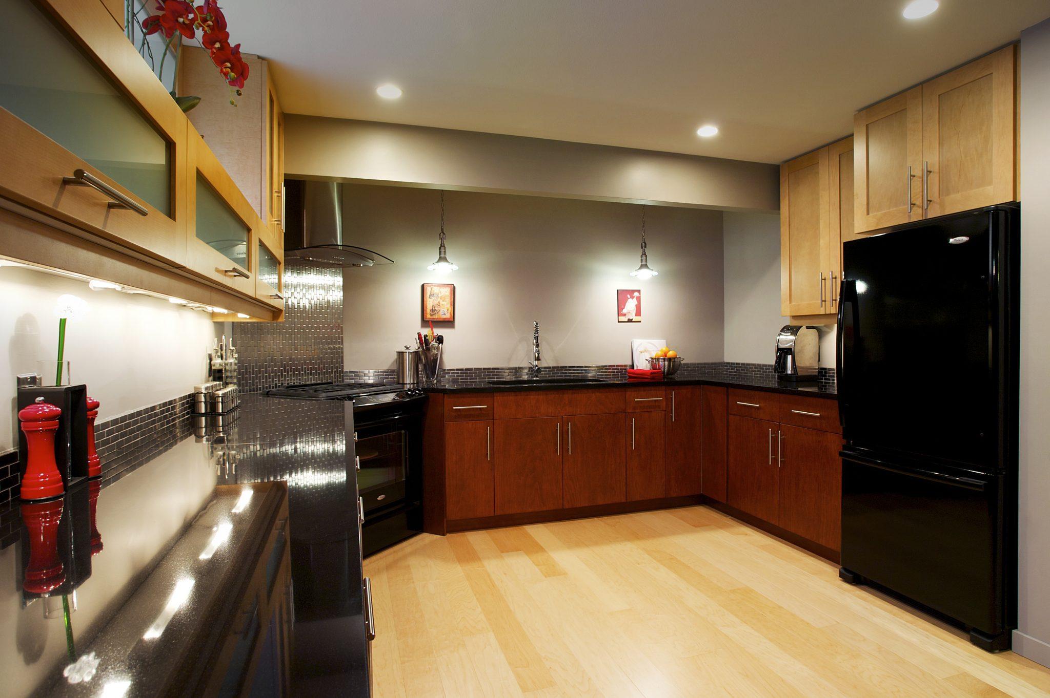 Interior Design Kelowna - Creative Touch - Kitchen redesign