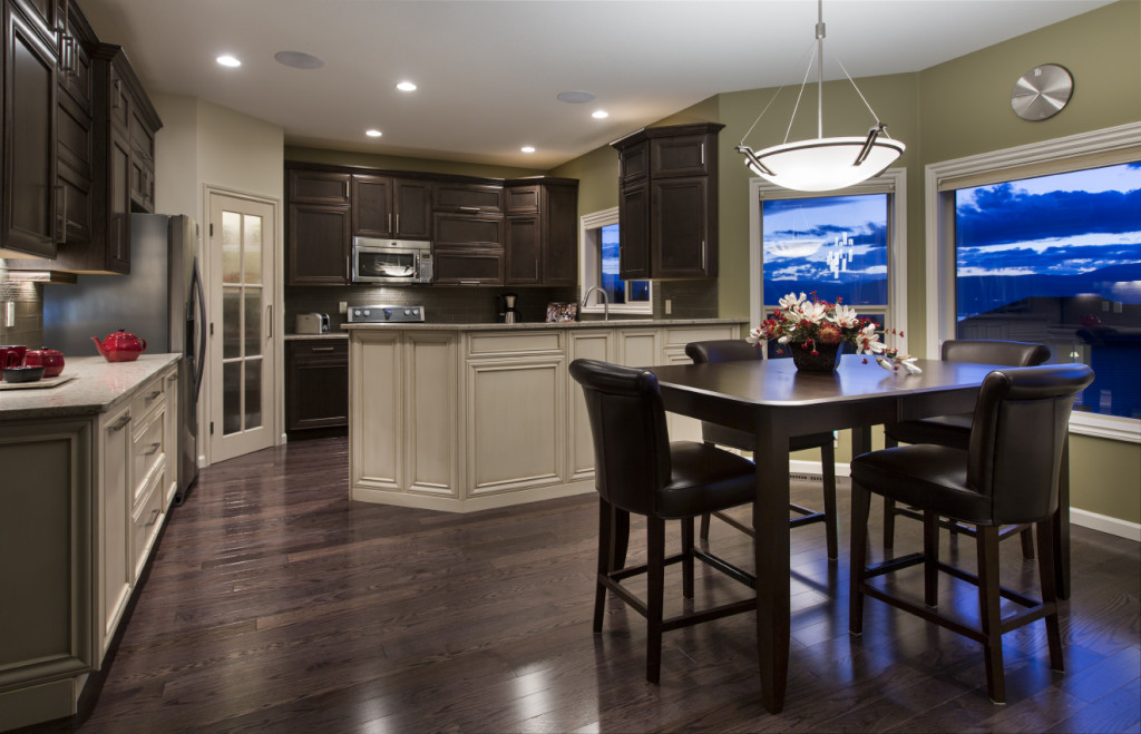 Creative Touch Interiors Full home design kitchen after