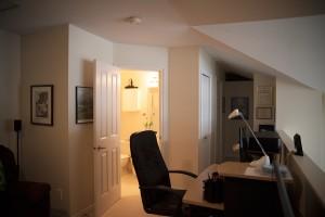 Full home renovation - upstairs before | Creative Touch Kelowna Interior Design